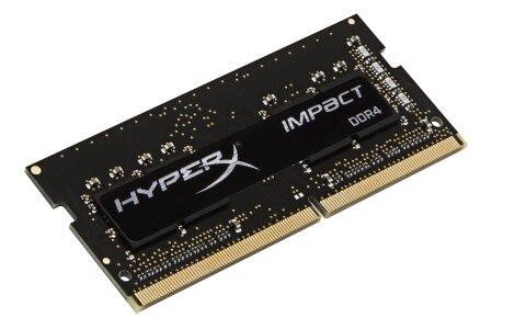 RAM DDR4 8GB Kingston Hyper X Impact 2400Mhz (HX424S14IB/8)