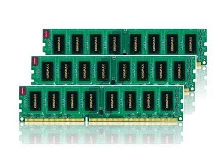 RAM Kingmax - DDR3 - 12GB(3x4GB) - bus 1333MHz - PC3 10666