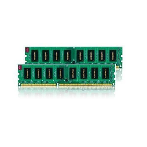RAM Kingmax DDR3 8GB (2x4GB) bus 1333MHz - PC3 10600 kit