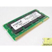 Ram laptop Crucial - 2GB/ DR3/ 1600Mhz
