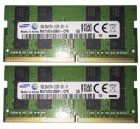 Ram laptop Samsung 16GB DDR4 bus 2133 SODIMM PC4-17000