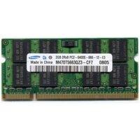 Ram laptop Samsung 2gb DDR2 667/800