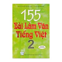 155 bài làm văn Tiếng Việt 2