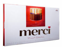 Hộp Socola Merci - 500g