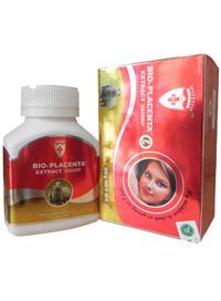Viên uống nhau thai cừu Wealthy Health Bio-Placenta Extract 30000P 90 viên