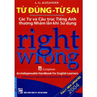 Right Word & Wrong Word - từ đúng từ sai - First News