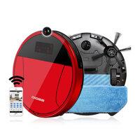 Robot hút bụi thông minh kèm Camera IP PROBOT PRO 09