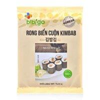 Rong biển cuộn Kimbab Bibigo gói 10g