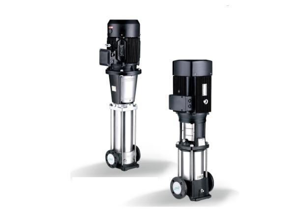 Máy bơm ly tâm trục đứng inox Lepono LVS 15-14 - 20 HP