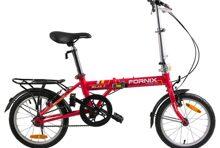 Xe đạp gấp Fornix Milan 3 (2016)