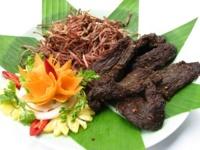 Thịt bò gác bếp Sơn La - 1Kg