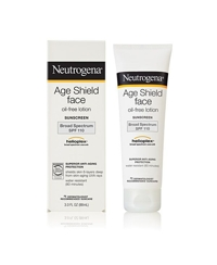 Kem chống nắng Neutrogena Age Shield Face Oil-Free Spf 110