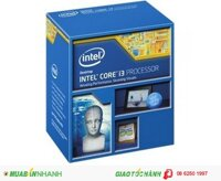 Bộ vi xử lý Intel Core i3-4350 (3.6GHz)