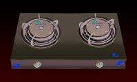 Bếp gas hồng ngoại Redsun RS928K