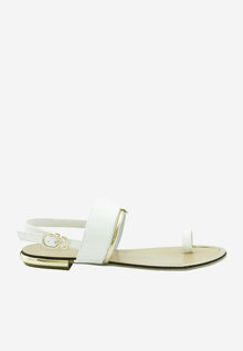 Sandals nữ Mizino 2SB602 - Màu TR/ KE/ DE