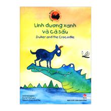 Trăng Châu Phi - Linh Dương Xanh Và Cá Sấu