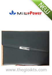 Sạc dự phòng MiLi Power Notebook Plus (HB-B40) - 4000mAh