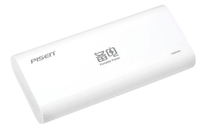 Sạc dự phòng Pisen Portable power II 10.000mAh