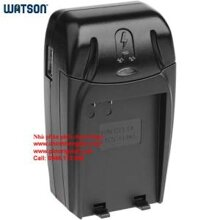 Sạc máy ảnh Watson Compact AC/DC cho pin máy ảnh Nikon EN-EL14