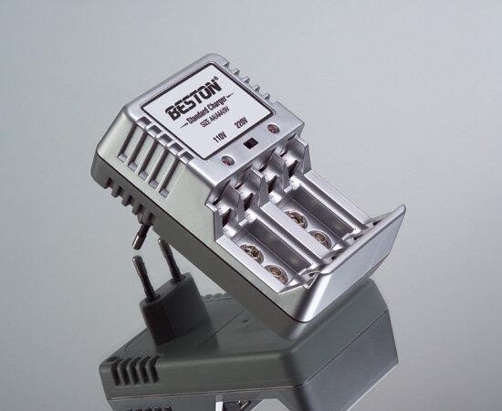 Sạc Pin AA/AAA 9V Beston BST709