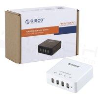 Sạc thiết bị di động 4 cổng USB Orico DCE-4U