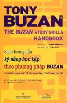 Sách hướng dẫn kỹ năng học tập theo phương pháp Buzan - Tony Buzan