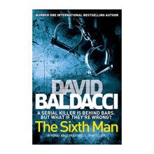 Sách ngoại văn A King And Maxwell Thriller: The Sixth Man (Paperback)