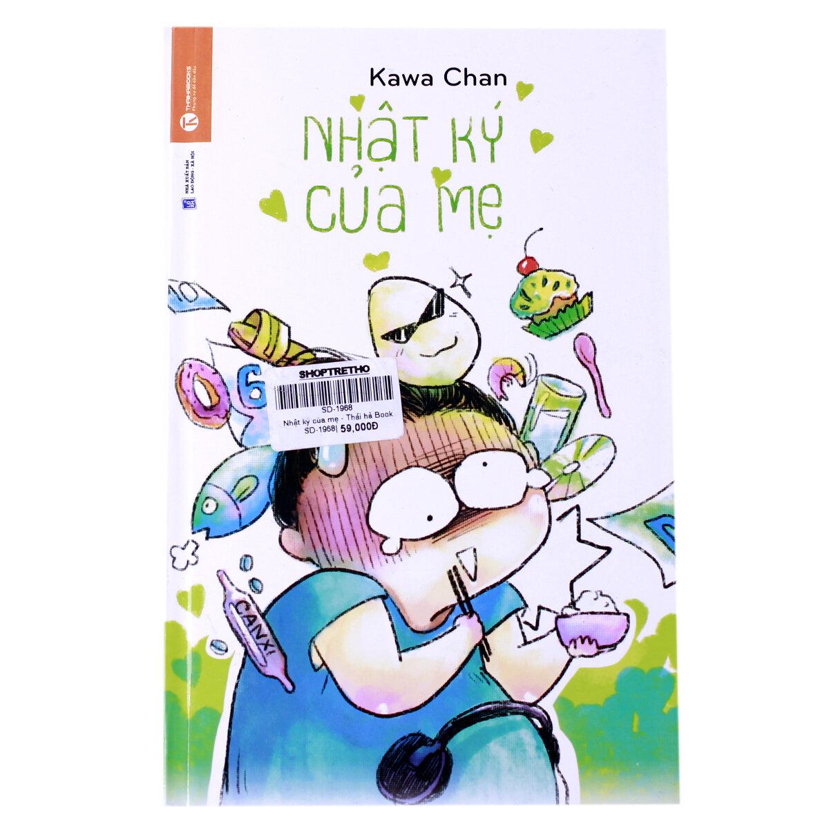 Sách Nhật Ký Của Mẹ