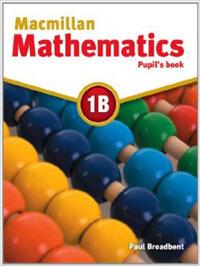 Sách Toán Tiếng Anh Macmillan Mathematics 1B Pupil Book