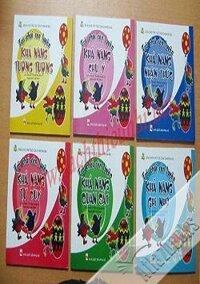 Sân chơi trí tuệ của chim đa đa (bộ 6 cuốn)