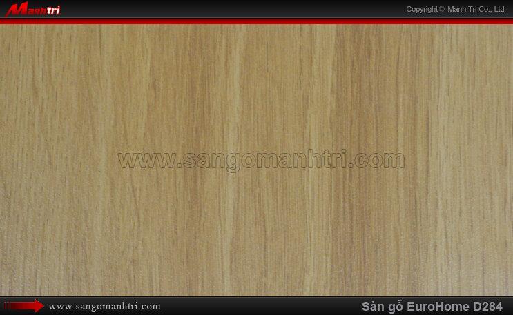 Sàn gỗ công nghiệp Eurohome D284