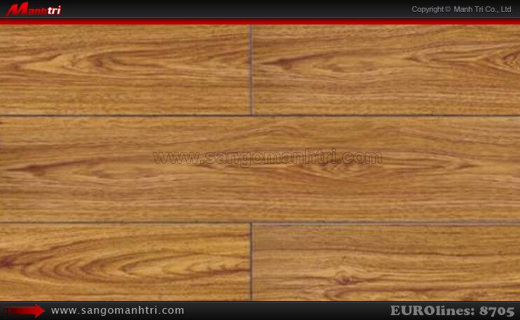 Sàn gỗ công nghiệp Eurolines 8705