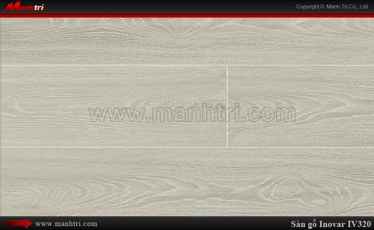 Sàn gỗ công nghiệp Inovar IV320