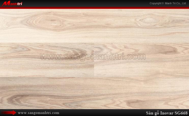 Sàn gỗ công nghiệp Inovar SG668