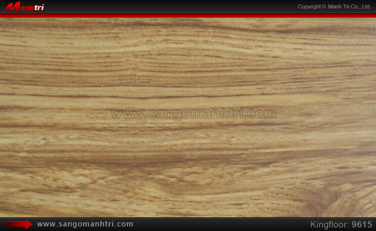 Sàn gỗ công nghiệp King Floor 9615