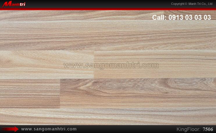 Sàn gỗ công nghiệp King Floor 1212