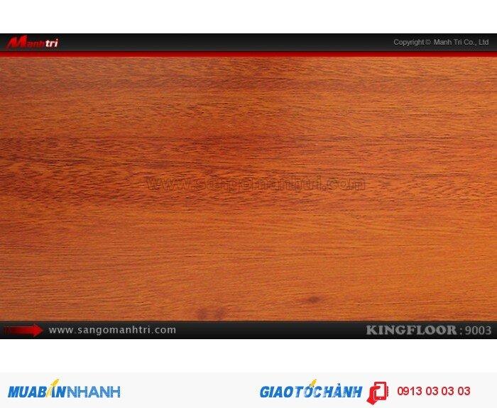 Sàn gỗ công nghiệp Kingfloor 9003