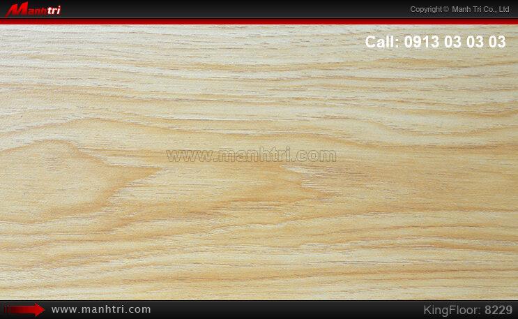 Sàn gỗ công nghiệp KingFloor 8229