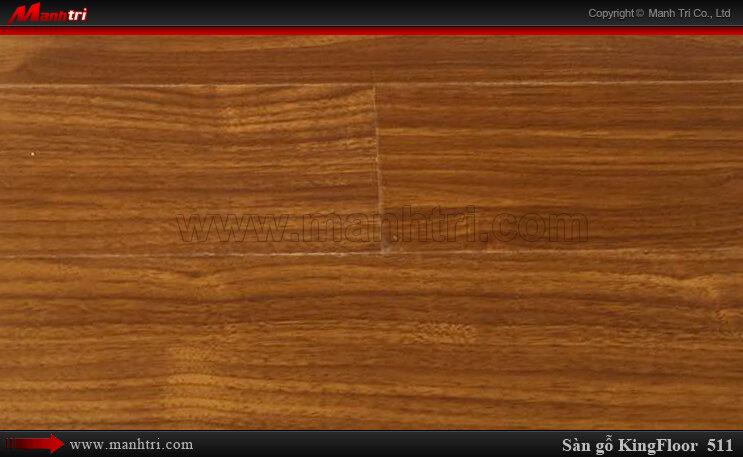 Sàn gỗ công nghiệp KingFloor 511