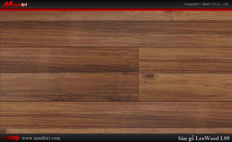 Sàn gỗ công nghiệp LeoWood V24