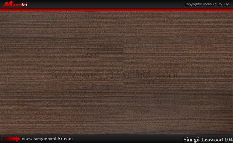Sàn gỗ công nghiệp LeoWood 104