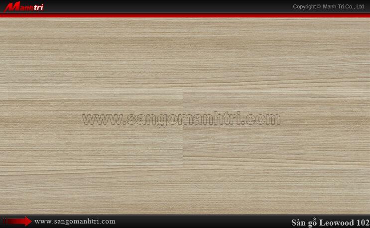 Sàn gỗ công nghiệp LeoWood 102