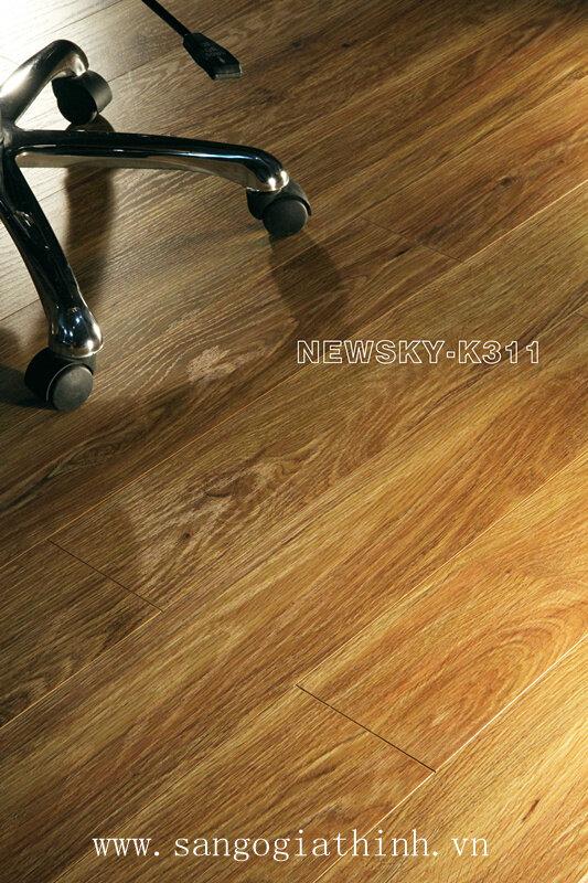 Sàn gỗ công nghiệp Newsky K311