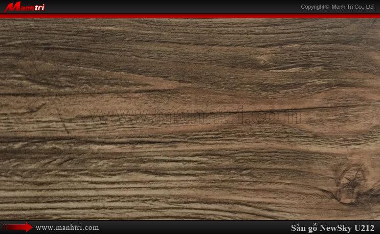 Sàn gỗ công nghiệp NewSky U212