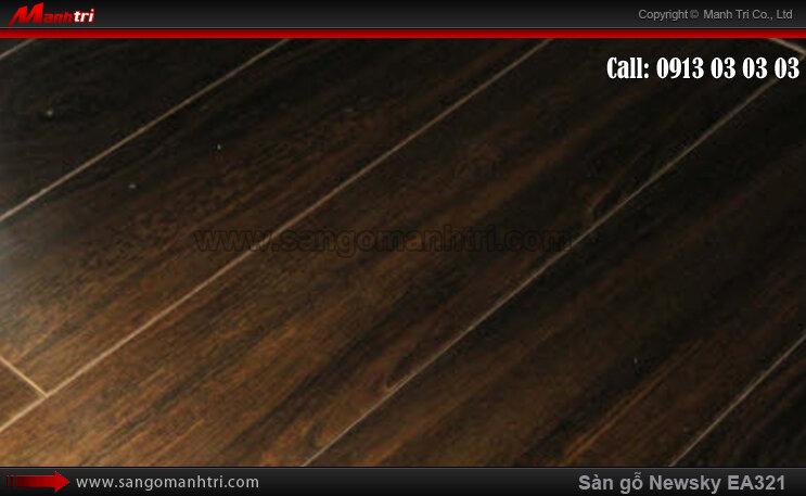 Sàn gỗ công nghiệp NewSky EA321