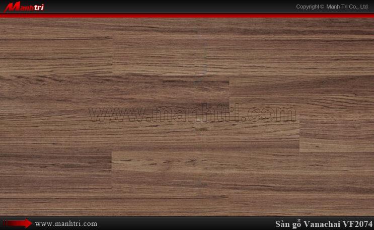 Sàn gỗ công nghiệp Vanachai VF2074