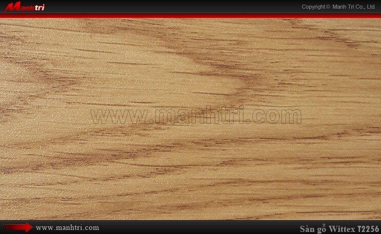 Sàn gỗ công nghiệp Wittex T2256