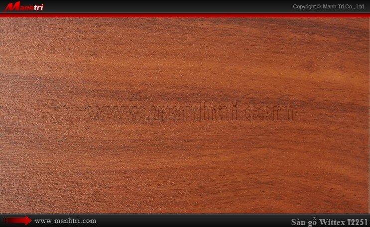 Sàn gỗ công nghiệp Wittex T2251