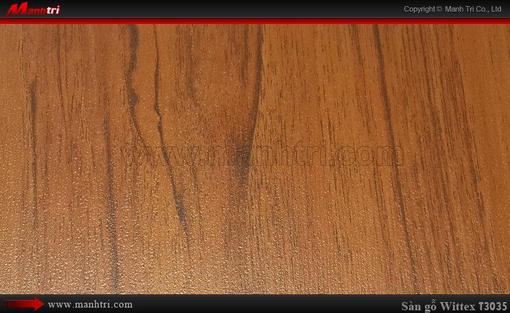 Sàn gỗ công nghiệp Wittex T3035