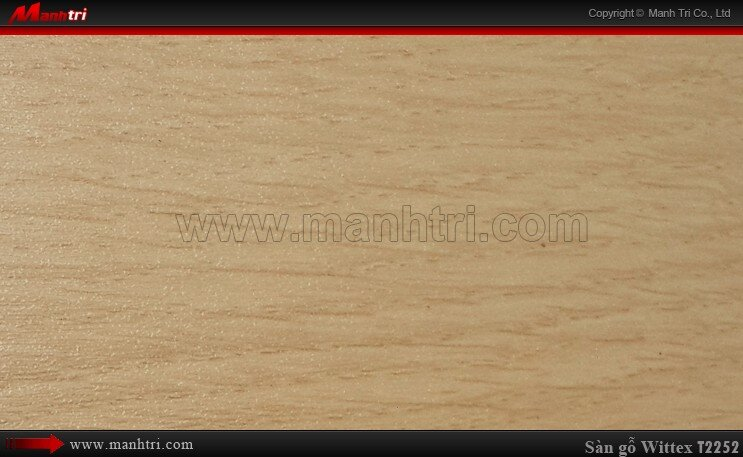 Sàn gỗ công nghiệp Wittex T2252